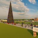 World's Tallest Christmas Tree coming to Enid