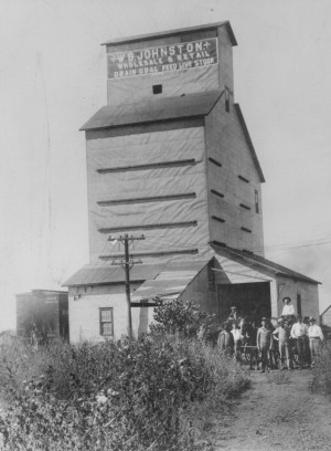 Historic Johnston Grain