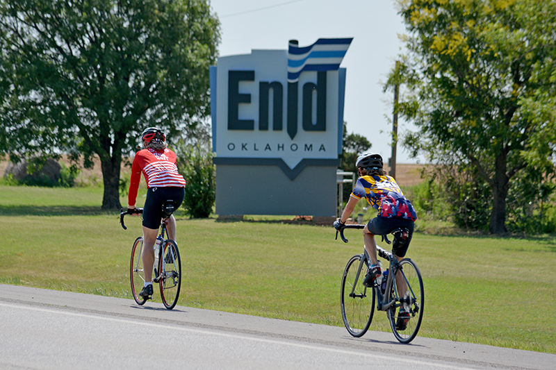 Look back at Enid 2017