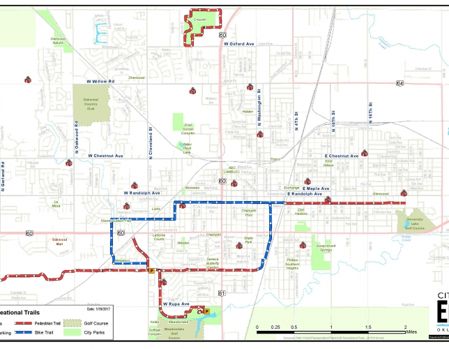 Enid Recreational Trails