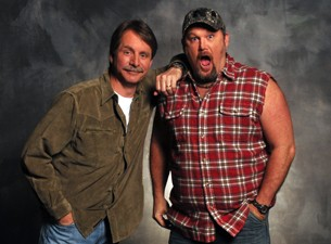 Jeff Foxworthy Larry the Cable Guy Enid