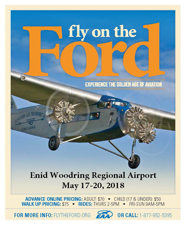 Fly the Ford Enid