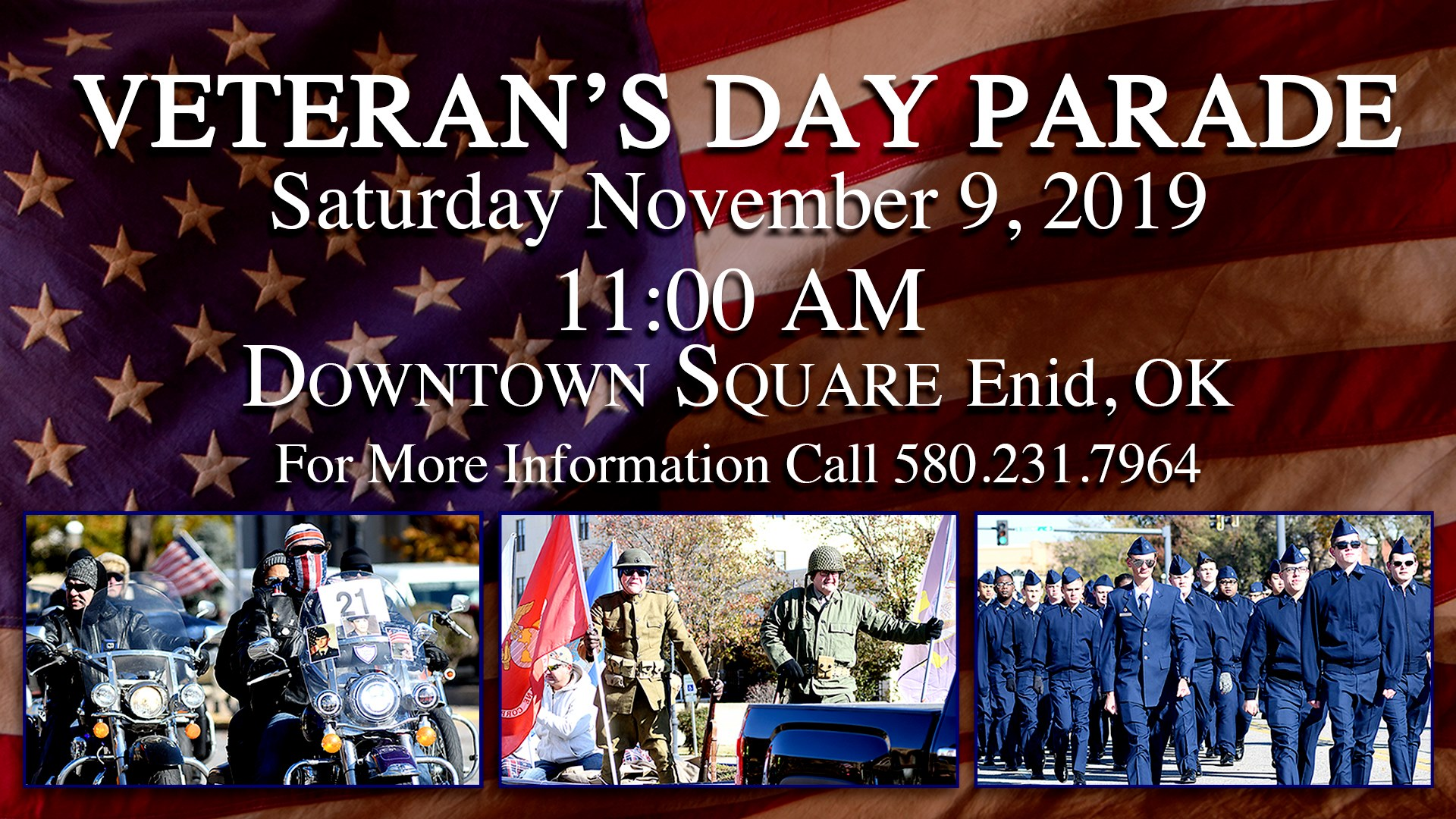 Veterans Day Parade Enid