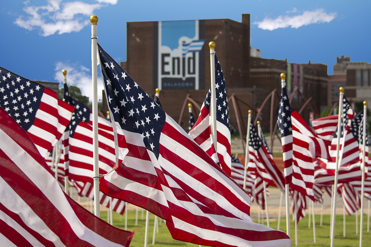 Enid Field of Honor